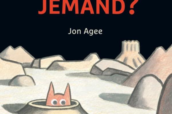 Jon Agee: Ist da jemand?