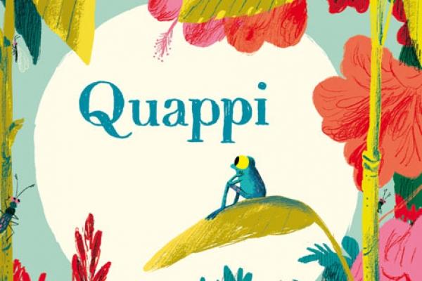 Benji Davies: Quappi