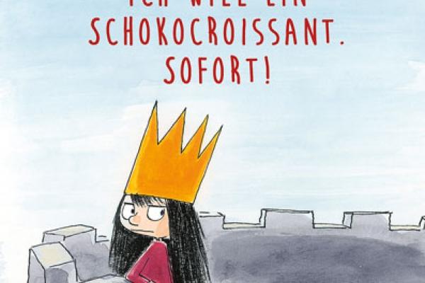 Jean-Luc Englebert: Ich will ein Schokocroissant. Sofort!