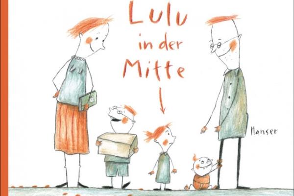 Micha Friemel & Jacky Gleich: Lulu in der Mitte