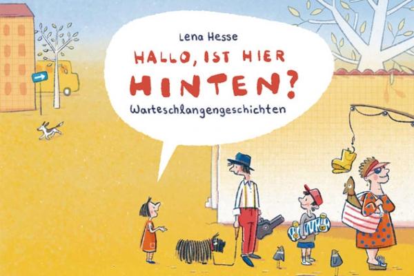 Lena Hesse: Hallo, ist hier hinten?